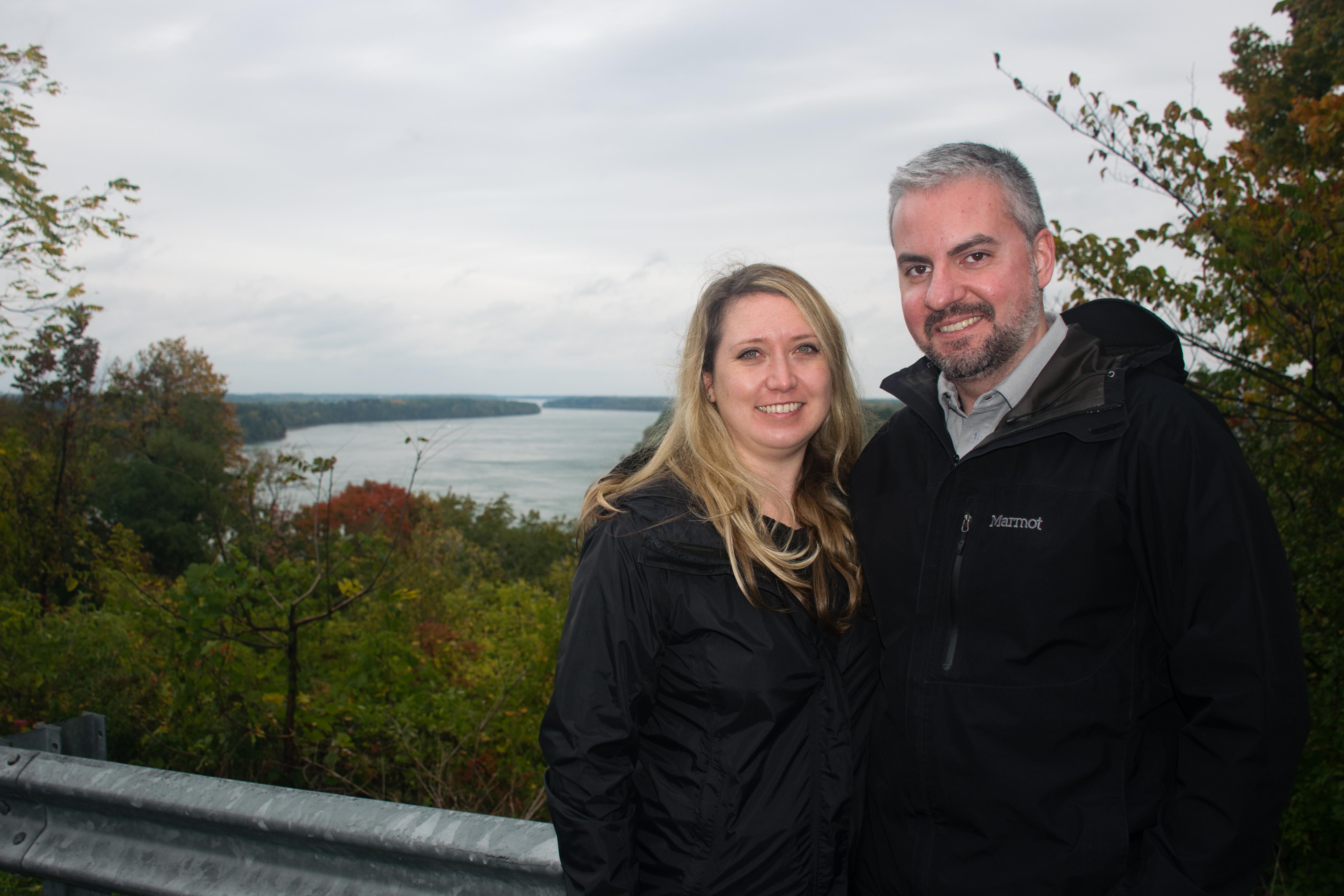 Kerry & Mark, Niagara on the Lake